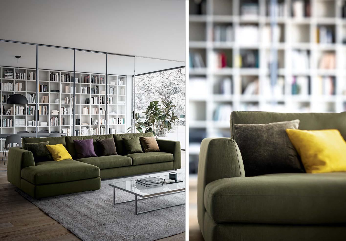 Poltrone e sofa milano viale certosa orari arflex for Fumagalli arreda
